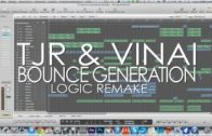 TJR & VINAI – Bounce Generation Remake [HD] Logic Pro 9