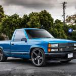 22 Iroc Wheels Black Machined Rims Djm Suspension 1989 Chevy Silverado 1500 Single Cab Blg050818 Blogblog