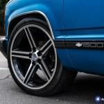 22 Iroc Wheels Black Machined Rims Djm Suspension 1989 Chevy Silverado 1500 Single Cab Blg050818 Blogblog