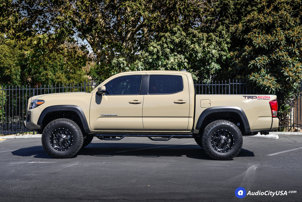 Tacoma 9 Wheels X 17