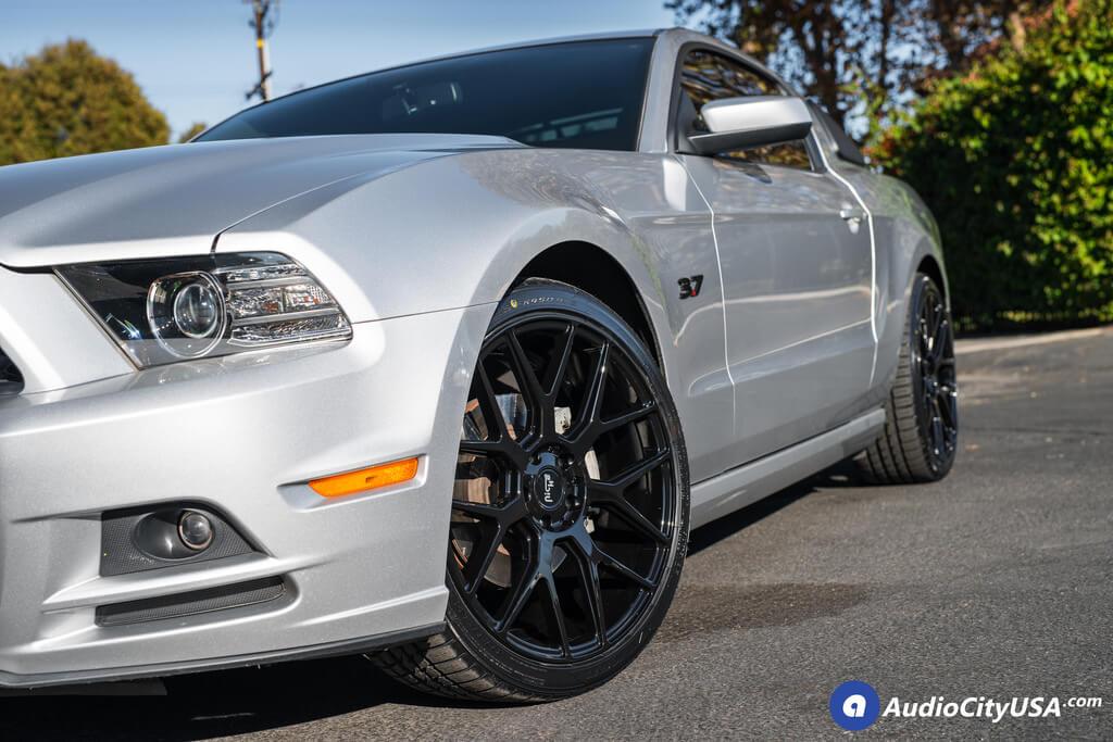 Niche Wheels Mustang >> 2014 Ford Mustang 3 7 20 Niche Wheels Intake Gloss Black M189