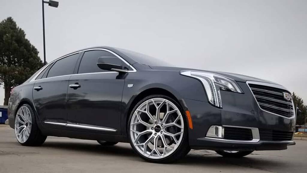 """Mit einer länge von 447 cm, breite von 192. 24"""" Gianelle Wheels Monte Carlo Gloss Silver with Machined"""