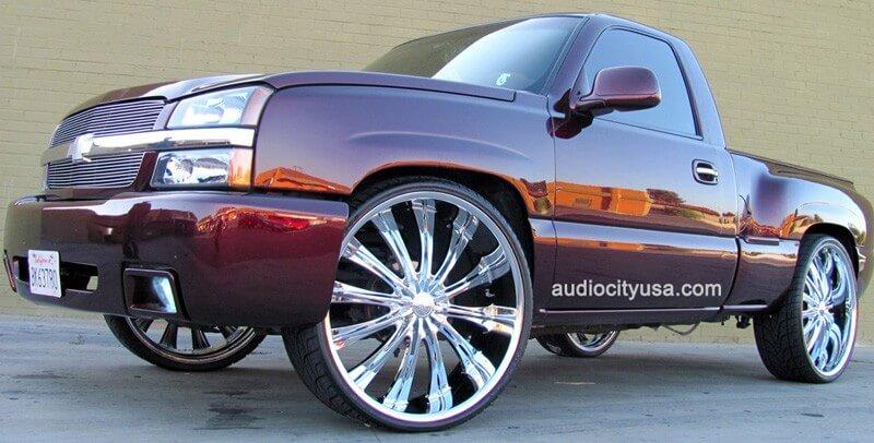 2001 Rims Mercury Grand Marquis