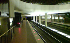 DC Subway Station