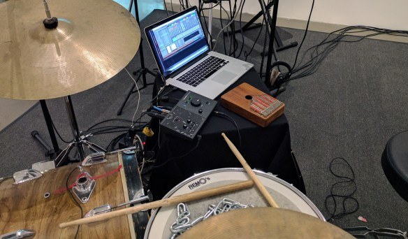 Graham O'Brien's Setup for Common Time