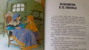 #16 Giacomino e il fagiolo - Il principe Ahmed e la fata Pari-Banù