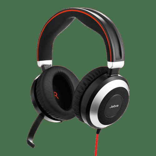 Jabra Evolve 80 headset MS Stereo 4
