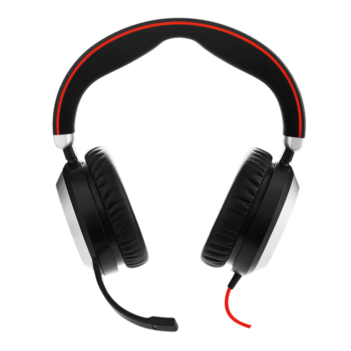 Jabra Evolve 80 headset MS Stereo 2