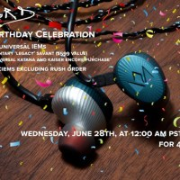 Noble Audio Wizard Birthday Sale Hits Wednesday for 45 Hours Only