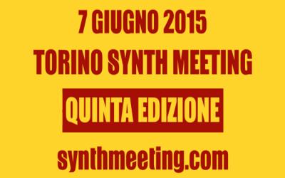 Torino Synth Heaven!