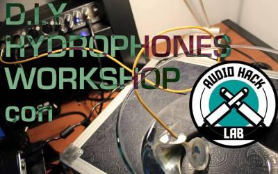D.I.Y. Hydrophones Workshop