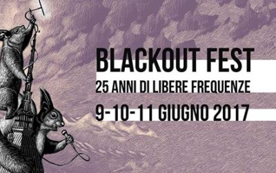 Audio HackLab al Blackout Fest