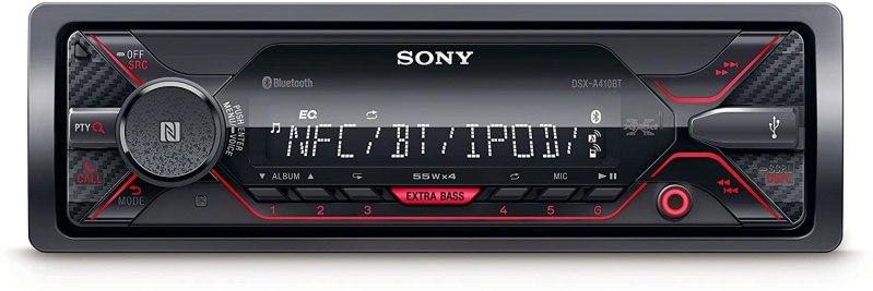 SONY BLUETOOTH USB MEDIA RADIO DSXA410BT 1