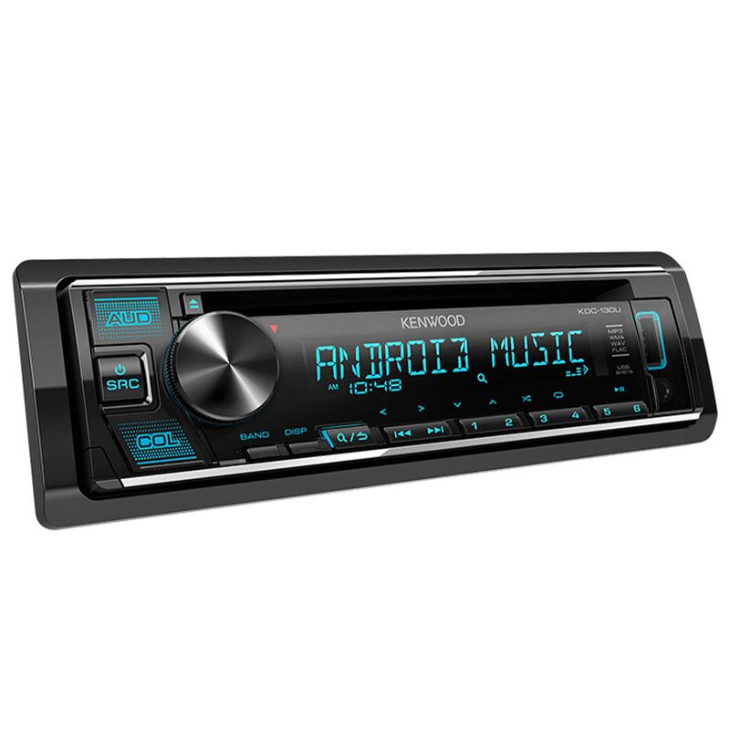 KENWOOD CD USB AUX RADIO KDC130U
