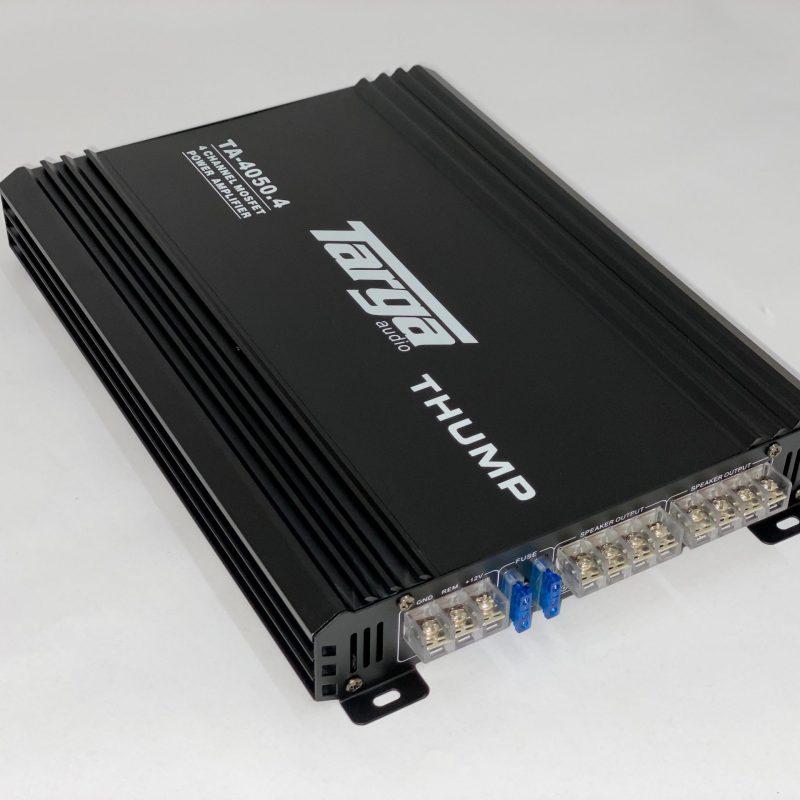 TARGA AMPLIFIER 4CH THUMP 4050W TA4050.4