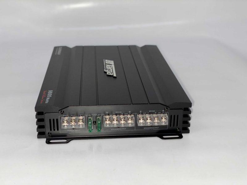 TARGA AMPLIFIER 4CH STREET VILLAIN 9800W TGSV9800.4 1