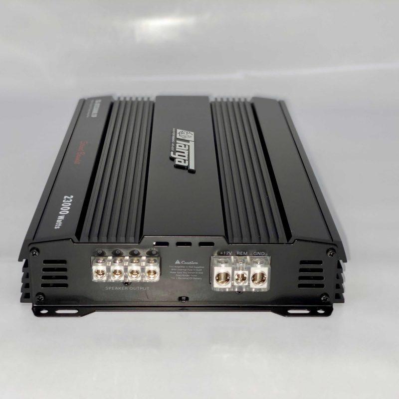 TARGA AMPLIFIER 1CH STREET VILLAIN 23000W TGSV23000.1D 3
