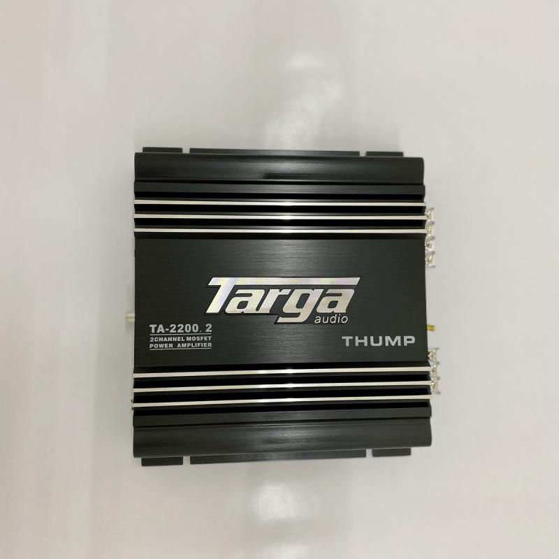 TARGA AMPLIFIER 2CH THUMP 2200W TA2200.2 2