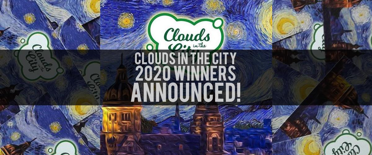 CLOUDS IN THE CITY AMSTERDAM 2020 WINNERS