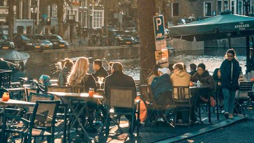 Dutch Mayors Urge Government To Reopen Terraces April 2021