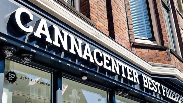 Amsterdam coffeeshop chain Best Friends begins construction of new cannacenter in Amsterdam Zuidoost.