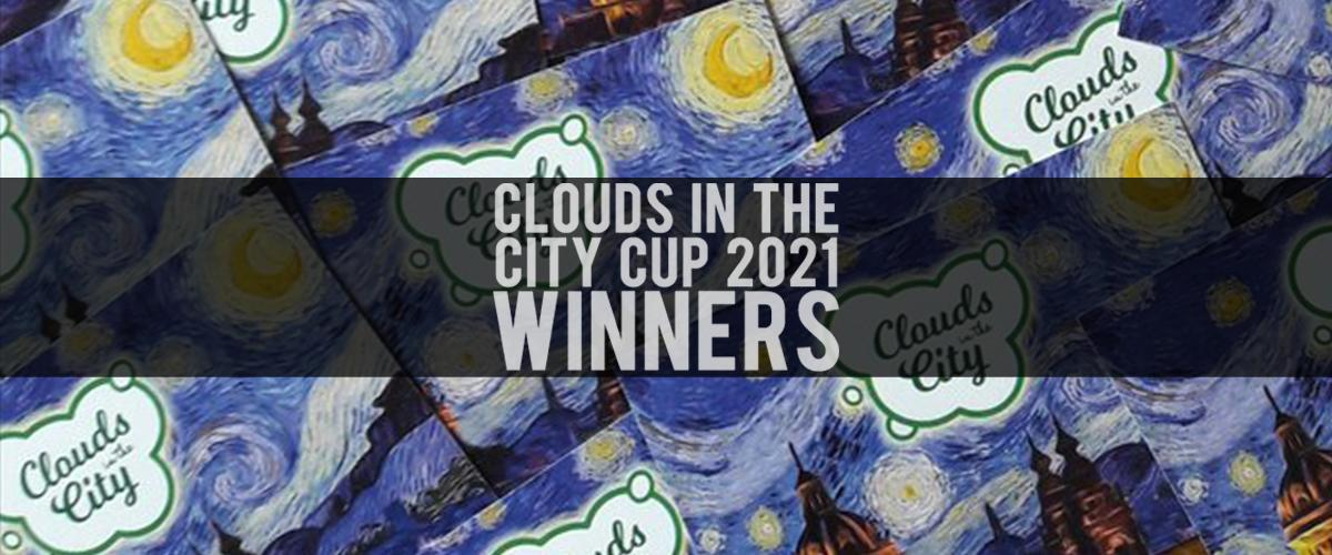 Clouds in the city cup Amsterdam 2021 Winners AudioKush