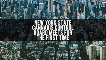 New York State Cannabis Control Board Meets For First Time
