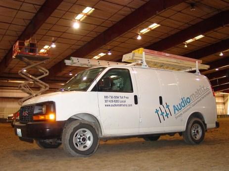 Audiomatrix, Inc. | Service
