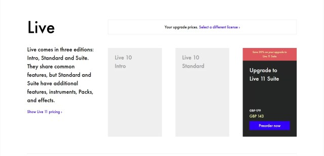 Ableton live 11 price india