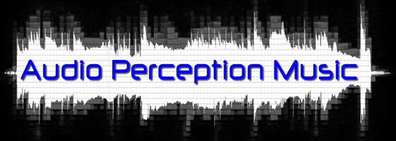 Audio Perception Music Logo