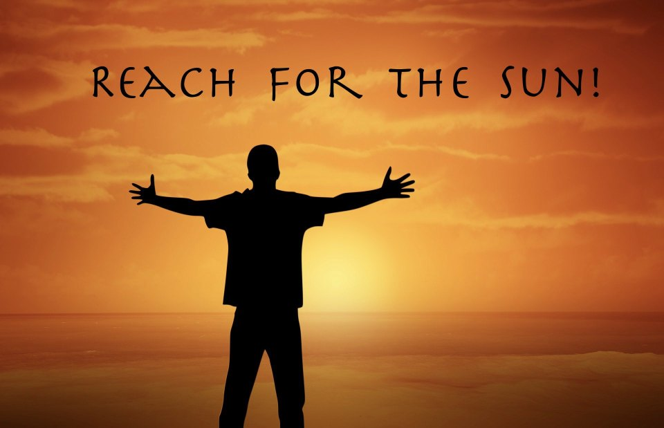 Reach for the sun.  A band exploration of the Polyphonic Spree.