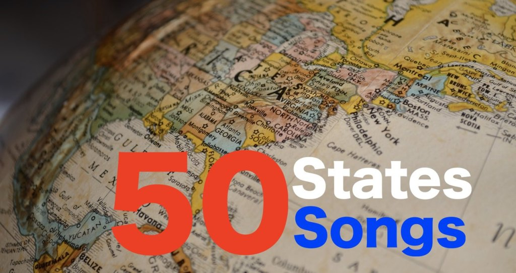 50 States and 50 Songs.
