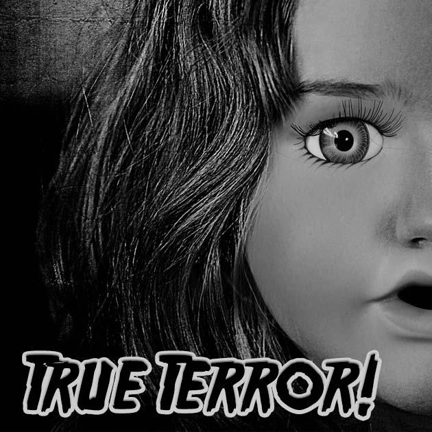 True Terror! A Playlist for Halloween.