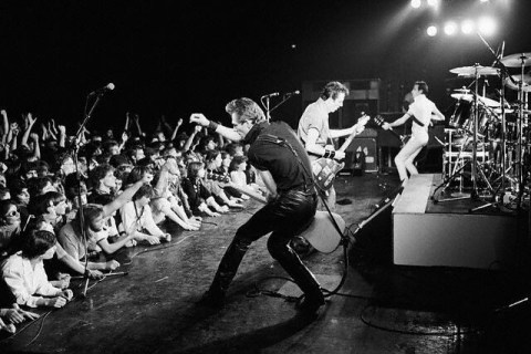 The Golden Age of Punk Rock included the Clash, Dead Kennedys, The Ramones, The Sex Pistols, X, and so many more.