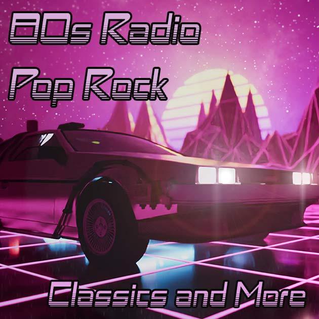 80s Radio Pop Rock