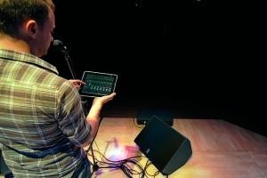 StageMix + iPad 1