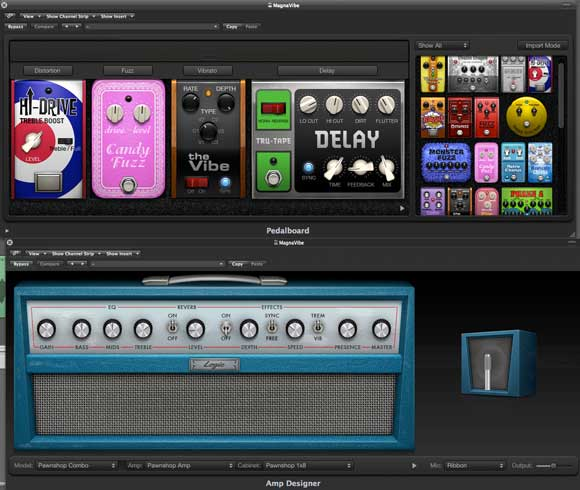 3 Razões para guitarristas amarem o Logic pro x 1