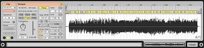 Entendendo o Ableton Live - Warp 3