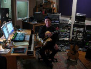 musico e técnico de som