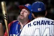 El béisbol, pasión de los dos