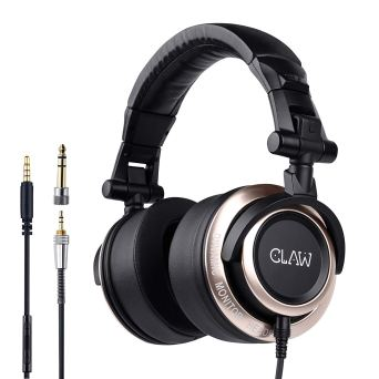 claw sm100 studio monitoring headphones 2