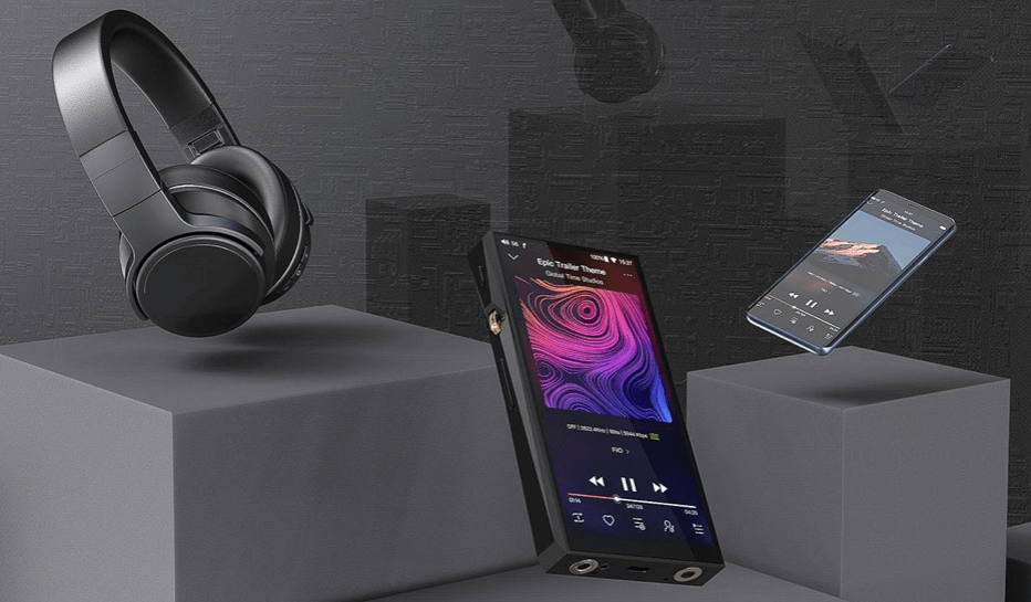 Fiio M11 Wireless Music Playerac