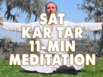 """Sat Kar Tar """"Doer of Truth"""" - Heart Opening Meditation - Kundalini Yoga"""
