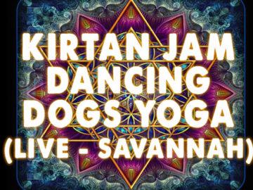 Kirtan Jam - Dancing Dogs Yoga - Savannah - Nov 18th, 2016