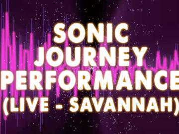 Sacred Sound Journey  - June 8th 2016 - Live at Branches Yoga, Savannah, GA