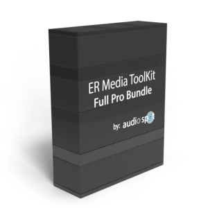 ER Media ToolKit Pro Bundle, the best media handling tools.