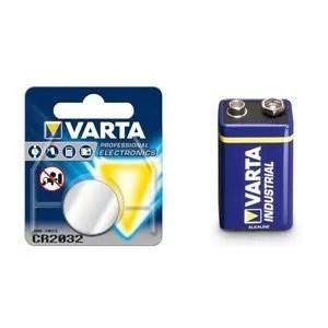Baterías (pilas)