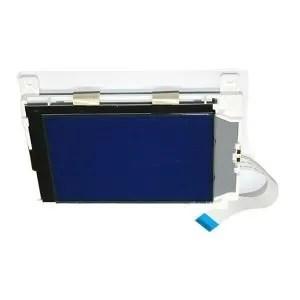 LCD, display Yamaha