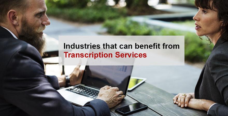 Who Needs Transcription Services - ATC Blog