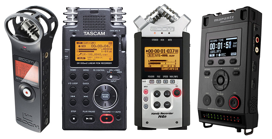 7 Digital Recording Devices for Oral History Interviews